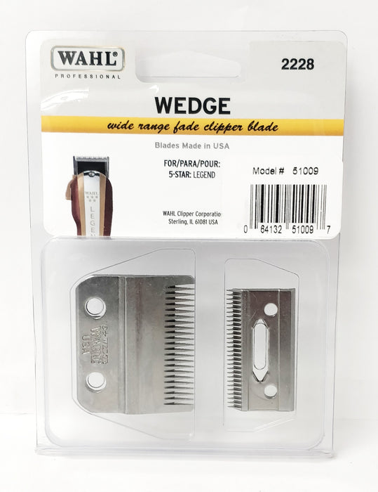 Wahl 5 Star Legend Replacement Wedge Blade Set