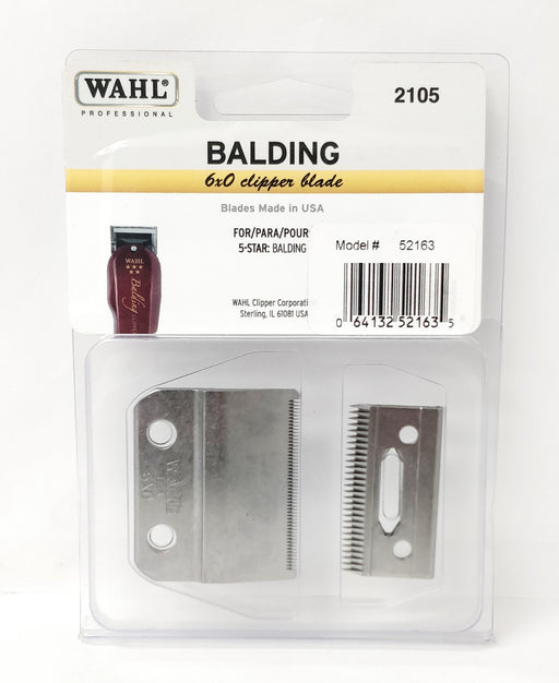 Wahl 5 Star Balding Replacement Blade Set (000000)