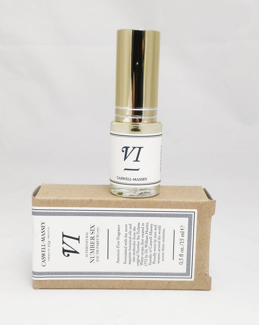 Caswell Massey Number Six Number Six 'Supernatural' Formulation 15ml