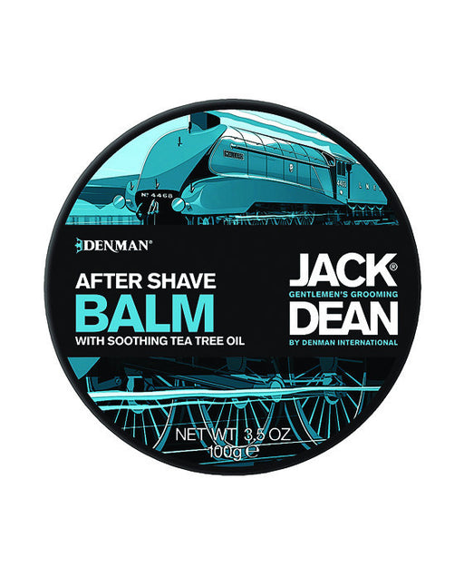 Jack Dean Aftershave Balm - 3.5oz / 100 Gram Jar