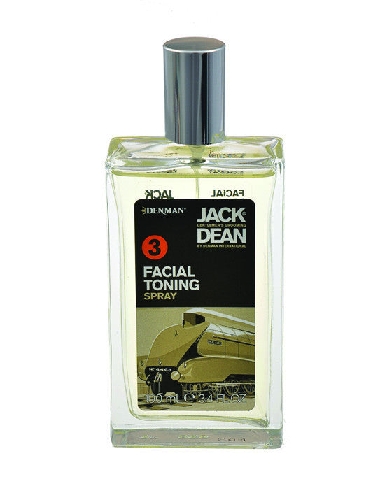 Jack Dean Post-Shave Facial Toning Spray (3.4 oz),