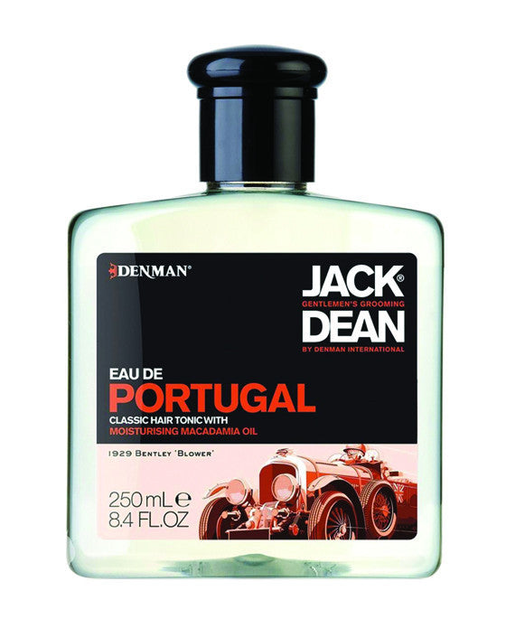 Jack Dean Eau De Portugal Hair Tonic (8.4oz)