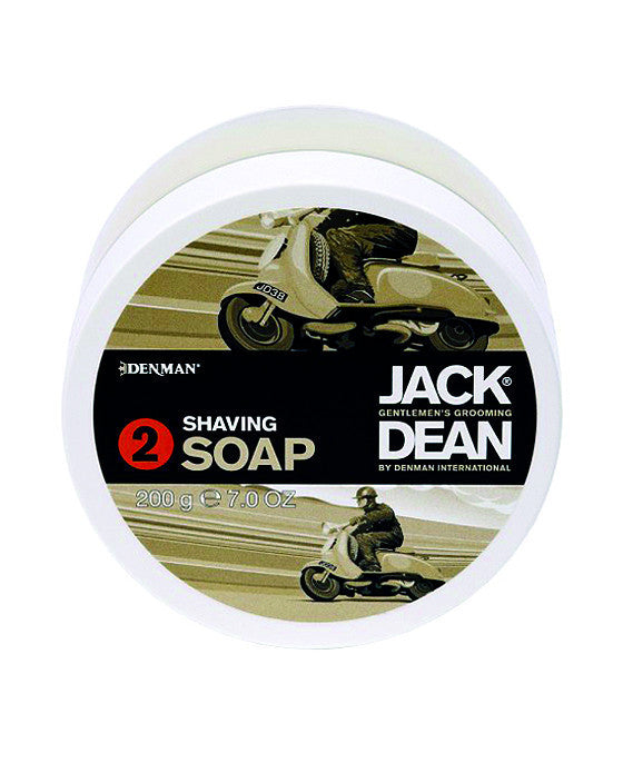 Jack Dean Shaving Soap (7oz),