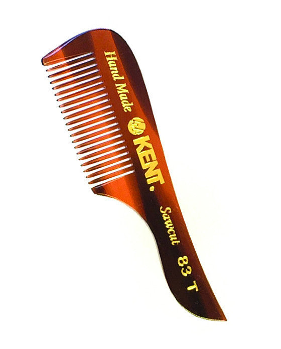 Kent 83T Limited Edition Beard Comb (83mm/3.26in),