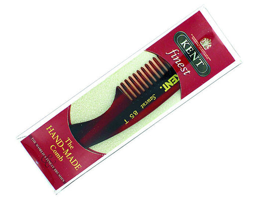Kent 85T Limited Edition Beard and Moustache Comb (90mm/3.5in)