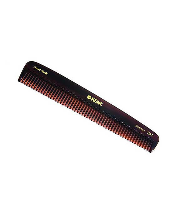 K-R9T Kent Comb, Large Size Dressing Table Comb, Coarse (190mm/7.5in)