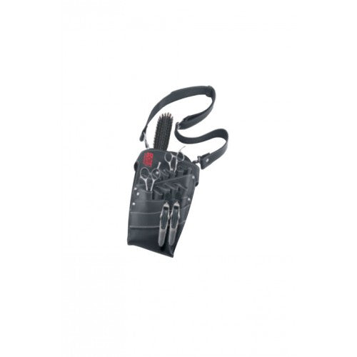 KASHO MEGA HOLSTER - BLACK/RED