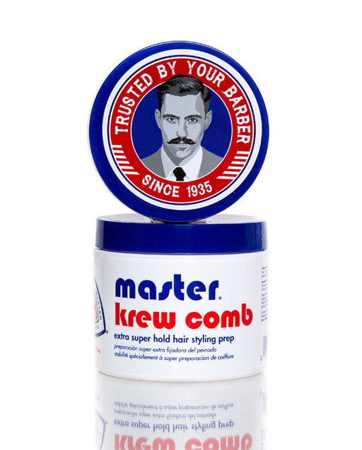 Master Well Comb Krew Comb Hair Styling Prep 16 Oz
