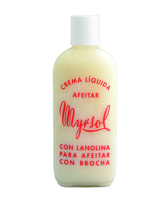 Myrsol Liquid Shaving Cream - 200 ML Bottle