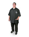 Scalpmaster Poly/Cotton Barber Jacket - Large