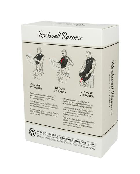 Rockwell Razors Beard Bib (Case pack of 4)