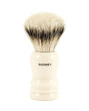 Rooney 'EMILLION 2' shaving brush, Hand made, Super Badger, Made in England.