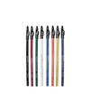 Scalpmaster 8 pc. Hair Design Pencil Set - Multicolored