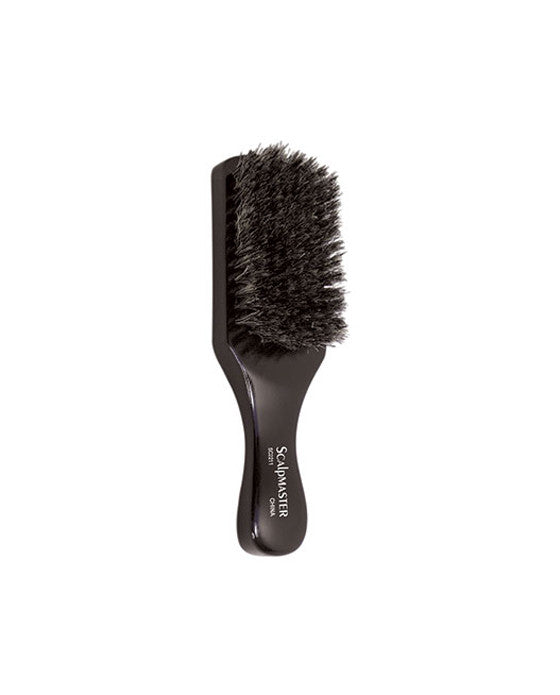 Scalpmaster Club Brush  - 100% Boar Bristles