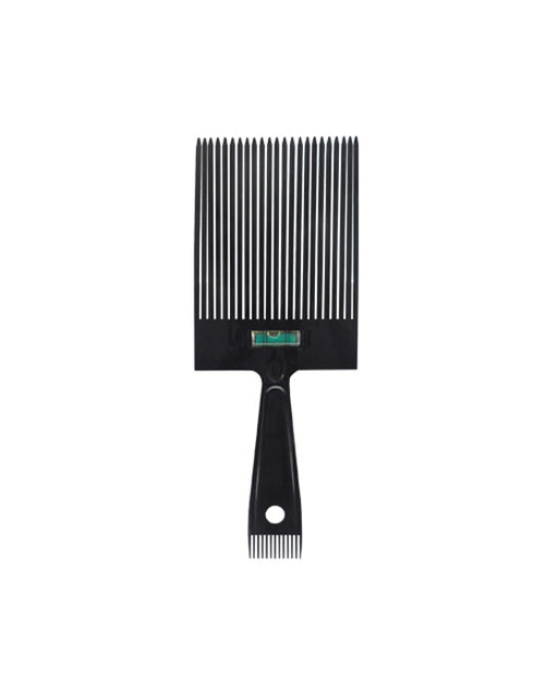 Scalpmaster Professional Flat Top Comb With Levels