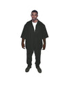 Scalpmaster Poly/Cotton Barber Jacket - 3XL