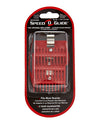 Speed-O-Guide Size 00 1/16 Comb  - (3 pack)