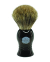Progress Vulfix Pure Badger Shaving Brush, Black Handle