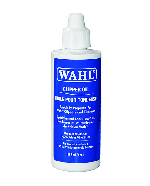 Wahl Hair Clipper Blade Oil - 4 OZ Bottle