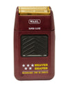 Wahl's 5-Star Shaver/Shaper is the detailing tool that is equally appealing in performance and looks.   This world-class cordless trimmer provides accuracy, precision, and detail designed to tackle intricate details.   Additionally, this product features a blade lined with a strip hypoallergenic gold foil, attached specifically to eliminate razor bumps, ingrown hairs, or skin irritation. The rechargeable battery lasts for an hour of usage life.