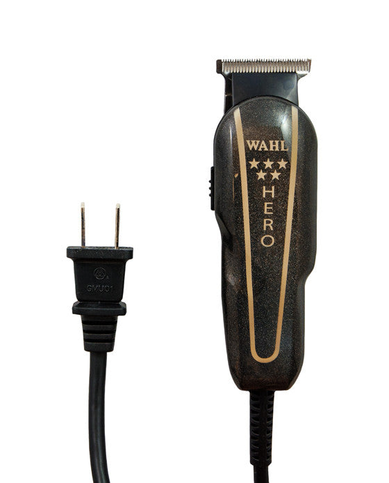 The Wahl 5 Star Barber Combo includes both the Premium 5 Star Legend Clipper and Premium 5 Star Hero Trimmer.