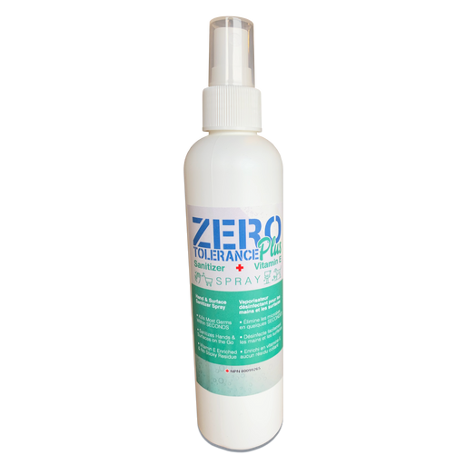 Zero Tolerance Hand & Surface Spray 8oz