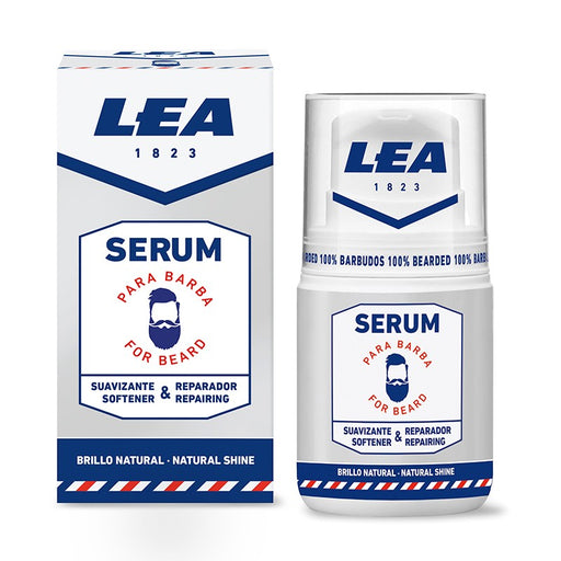 Lea Serum For Beard With Argan Oil & Abyssinian Oil (50 ml)