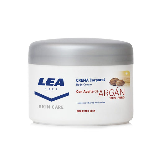 Lea Skin Care 100% Argan Oil Body Cream (200 ml)
