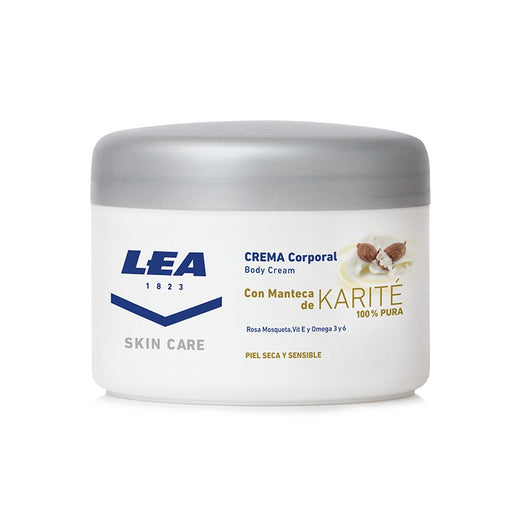 Lea Skin Care 100% Shea Butter Body Cream (200 ml)