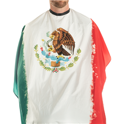 Campbell's Mexico Flag Cape