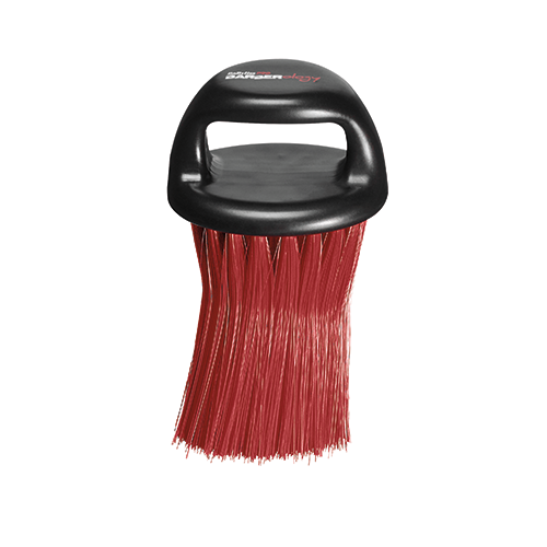 Babyliss Pro neck duster knuckle brush(RED)