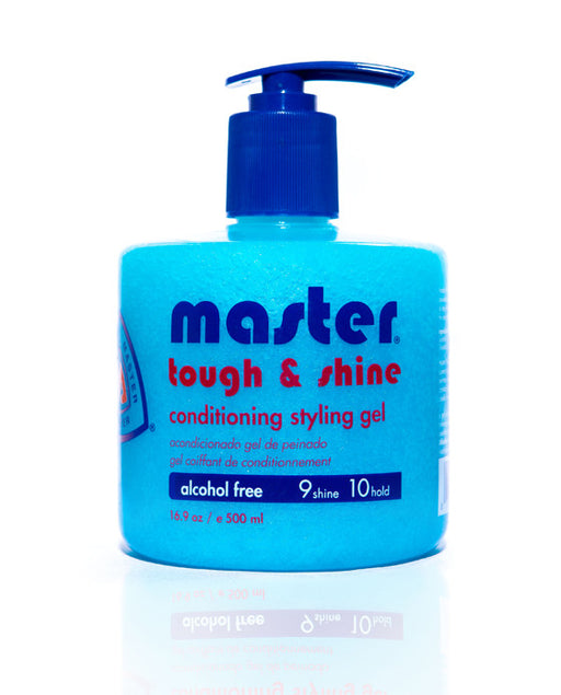 Master Well Comb Tough And Shine Pump Gel