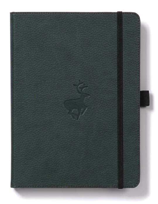 Dingbats Dotted Notebooks Wildlife Collection