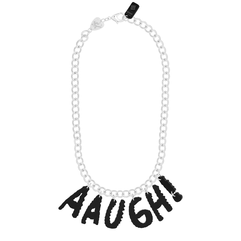 Aaugh! Necklace by Tatty Devine