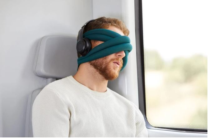 Loop Eye Mask Pillow by Ostrich Pillow