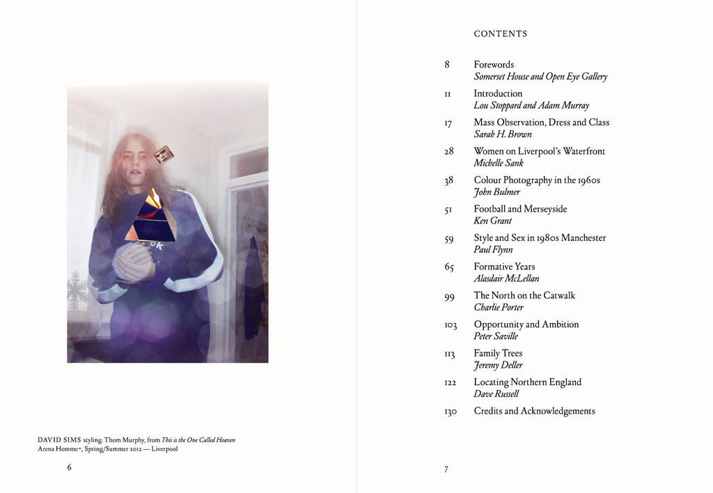 North: Fashioning Identity Exhibition Catalogue