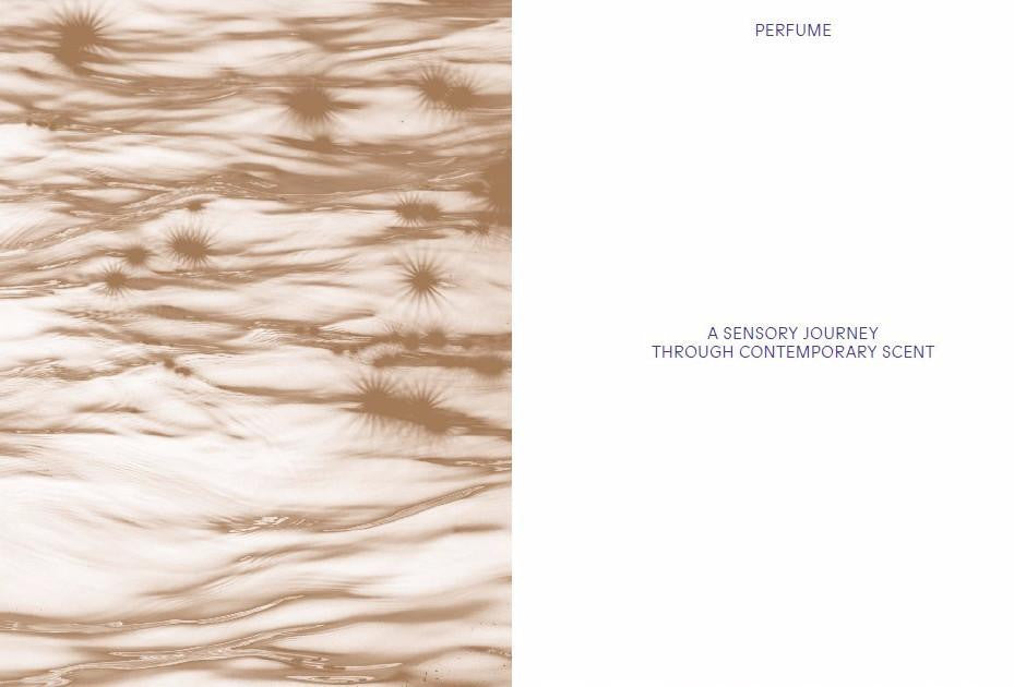 Perfume Exhibition Catalogue
