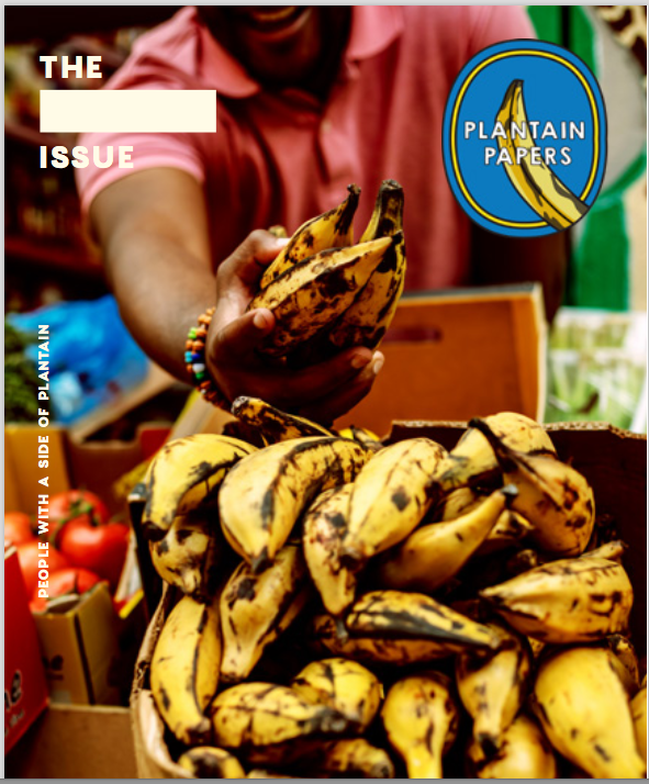 Plantain Papers Issue 002