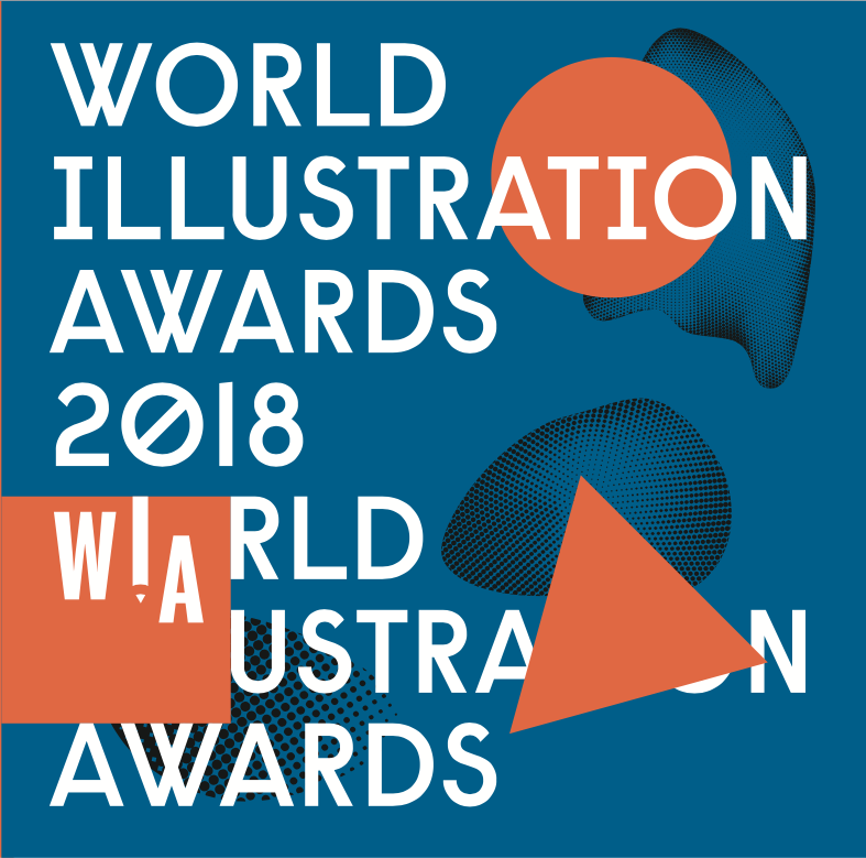 The AOI World Illustration Awards 2018 Catalogue