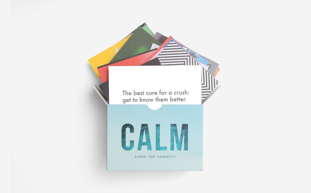 The School of Life - Calm Prompt Cards
