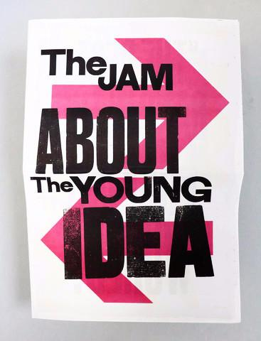 The Jam: About the Young Idea Newspaper