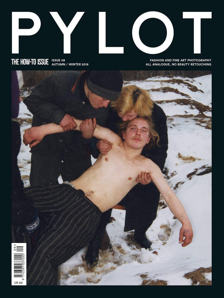 Pylot Issue 9 'The How-To Issue'