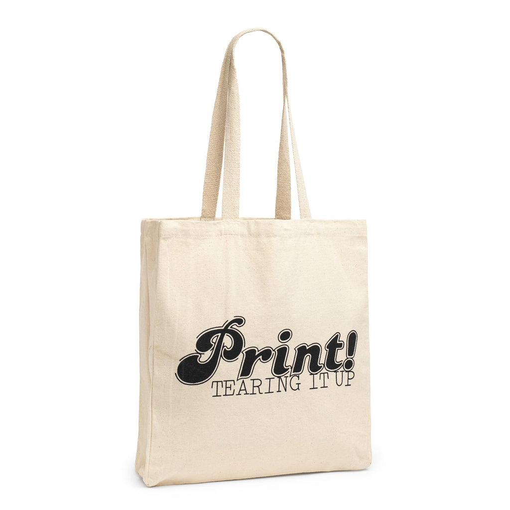 Print! Tearing It Up Tote