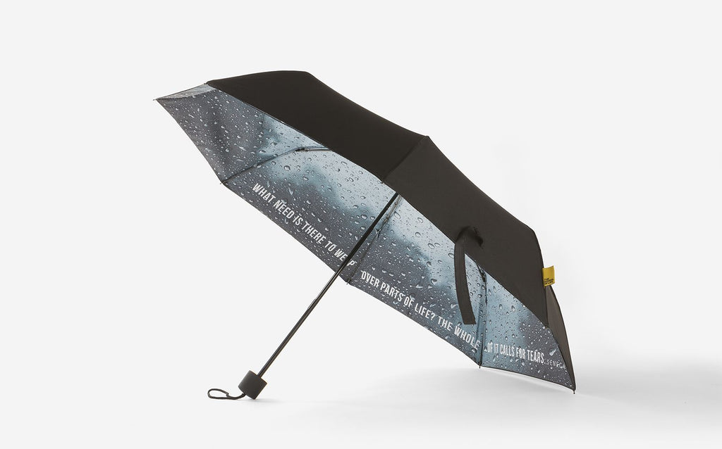 The School of Life - Pessimists Umbrella