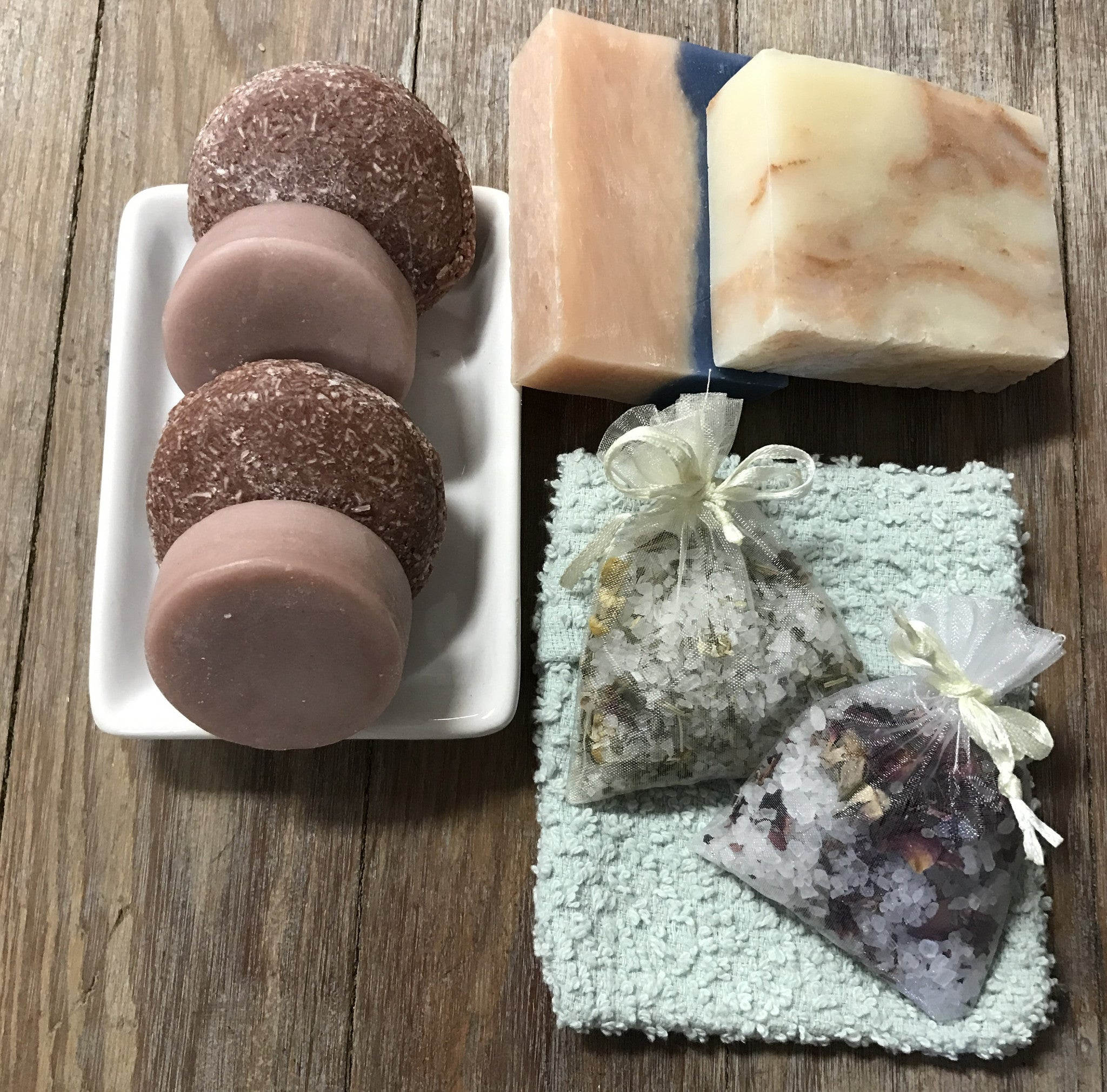 The Spa Gift Set - MoeSoap