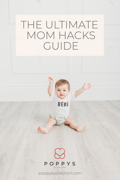 How to Burp A Baby & Other Mom Hacks