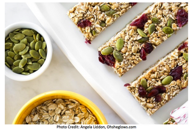 "Link of the Week Series: ""New Mama Glo Bars"" by ohsheglows.com"