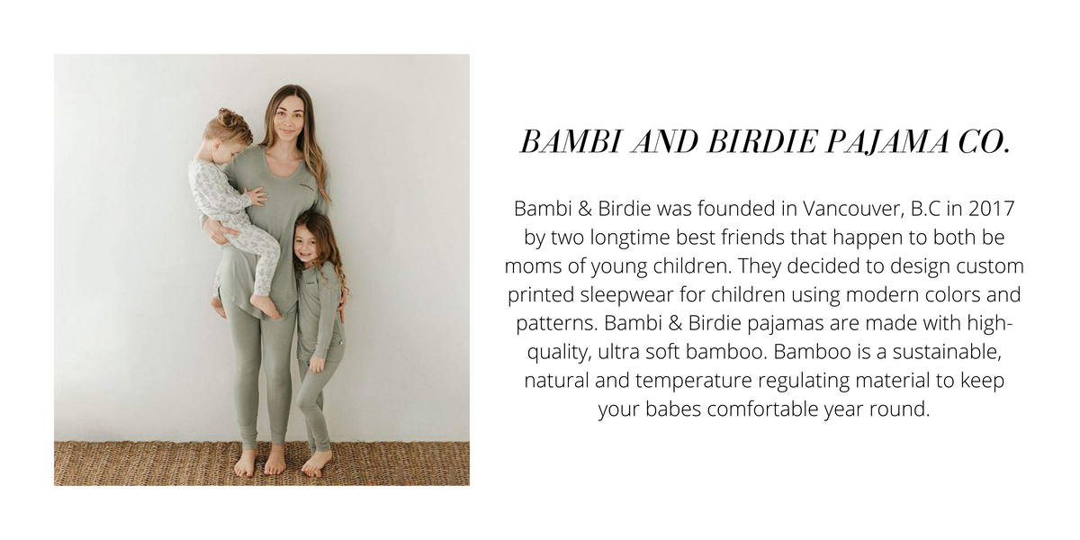 Bambi and Birdie Pajama Co.