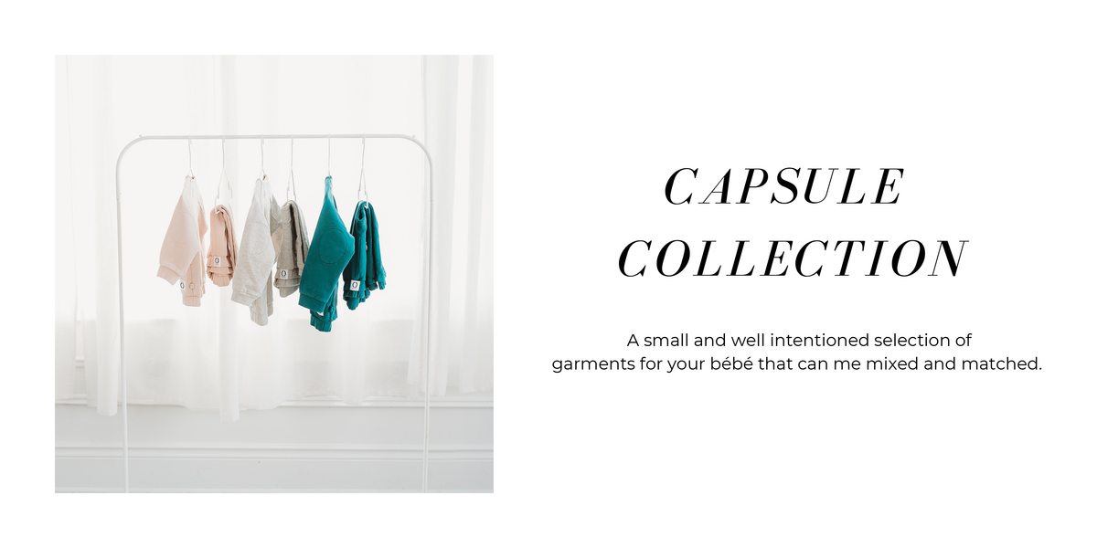 Baby Capsule Collection