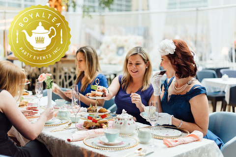 Poppys Collection IN Event Space Royal High Tea for Mother's Day